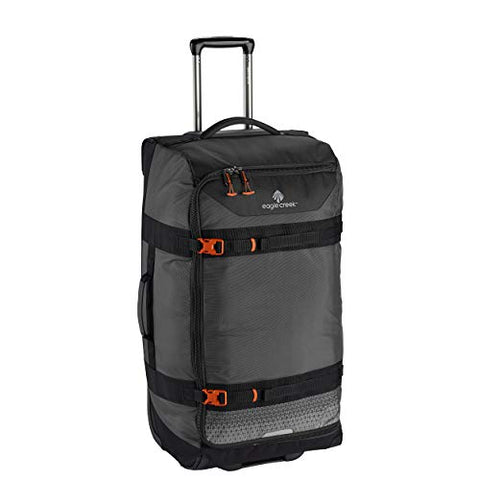 Eagle Creek Expanse Wheeled Duffel 100l/30 Rolling, Stone Grey One Size