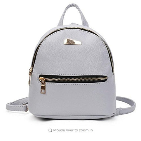 Bingirl New Style Women's Leather Backpack Children Backpacks Mini Backpack Women Back Pack Backpacks For Teenage Girls