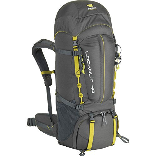 Mountainsmith Lookout 40L Backpack Asphalt Grey, One Size