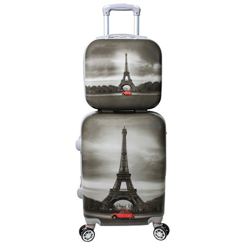World Traveler Destination Collection 2-Piece, Paris