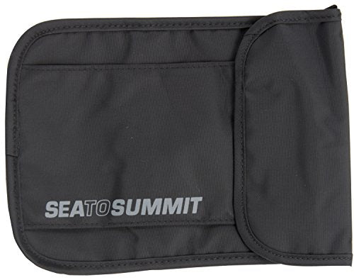 Sea To Summit Travelling Light Neck Pouch - Black