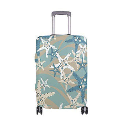 GIOVANIOR Hamster Luggage Cover Suitcase Protector Carry On Covers