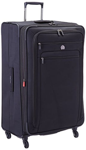 "DELSEY Paris Helium Sky 29"" Exp. Spinner Trolley, Black"