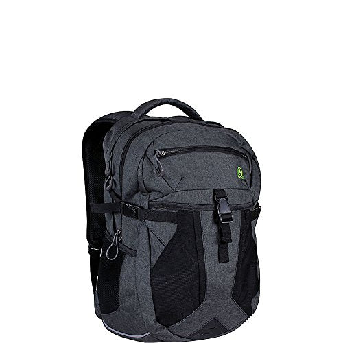 ecogear Big Horn 17 Laptop Backpack (Asphalt)