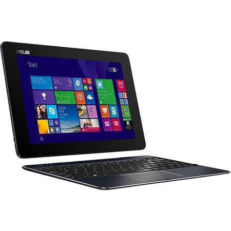 ASUS Transformer Book T100 Chi 10.1 inch Full HD Touchscreen Detachable 2-in-1 Laptop, Intel Quad
