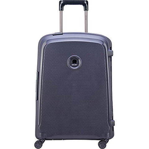 Delsey Luggage Belfort DLX Spinner Carry-on, Anthracite