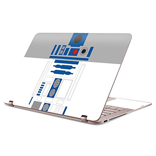 "MightySkins Skin Compatible with Asus Zenbook Flip UX360UA 13"" (2017) - Cyber Bot 