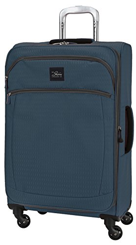 Skyway Montesano 24-inch Spinner Upright Luggage, Lake Blue