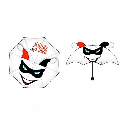 Bioworld Harley Quinn 3D Umbrella
