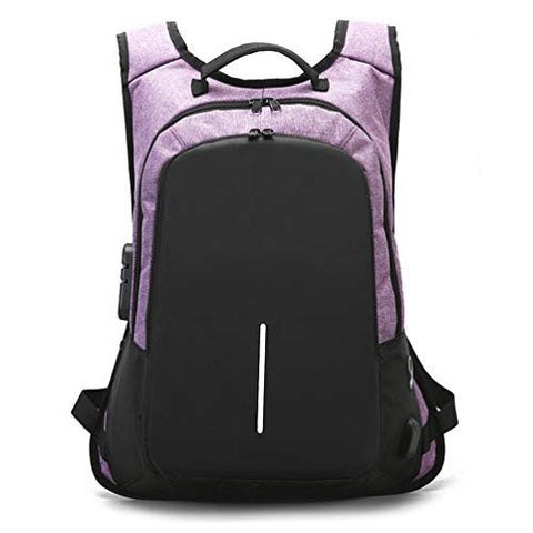 Light Slim Men Lightweight 15.6 Inch Laptop Notebook Backpacks Women Waterproof Thin Business