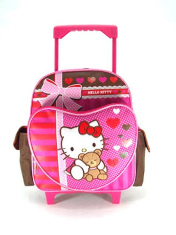Small Rolling Backpack - Hello Kitty - Super Sweet