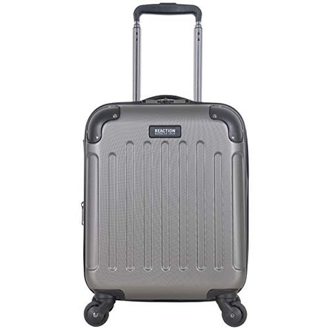 "Kenneth Cole Reaction Renegade 16"" Hardside Expandable 4-Wheel Spinner Mini Carry-on Luggage,"