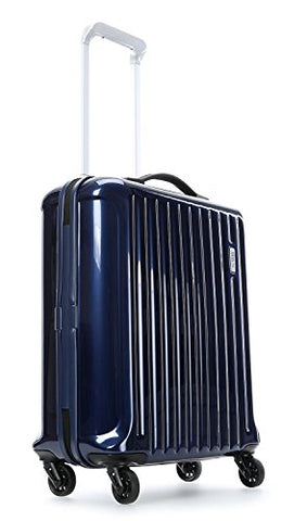 Bric's Riccione 21 Inch Ultra-Light Carry On, Blue