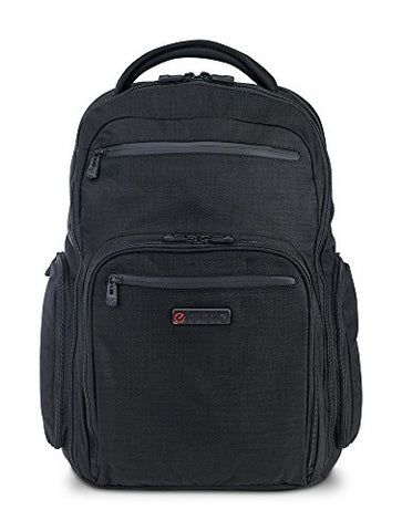"Ecbc Hercules — Travel Backpack For A 16"" Laptop Computer: Tsa Friendly Quick-Open Laptop"