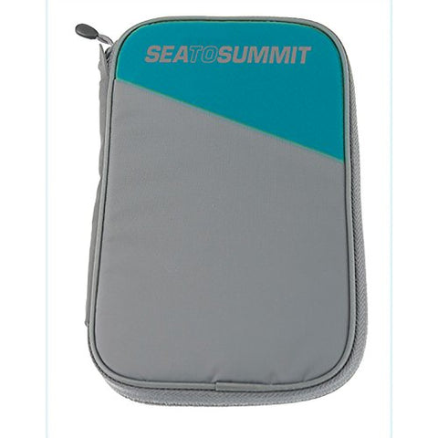 Sea To Summit Travelling Light Rfid Travel Wallet - Blue Medium