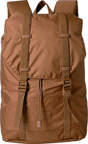 Herschel Supply Co. Unisex Retreat Mid-Volume Light Saddle Brown One Size