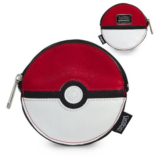 Pokemon Pokeball Coin Bag