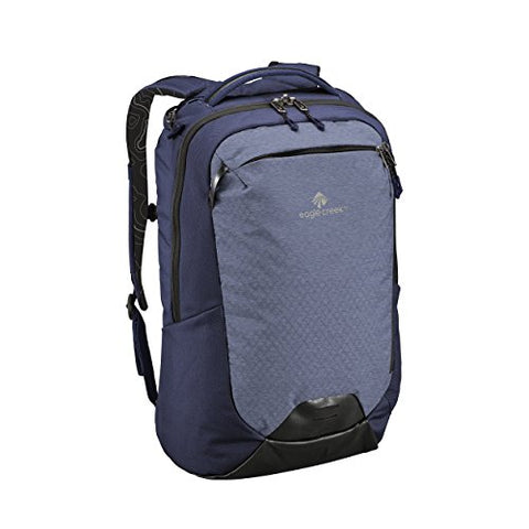 Eagle Creek Women's Travel 30l Backpack-multiuse-17in Laptop Hidden Tech Pocket, Night Blue/Indigo