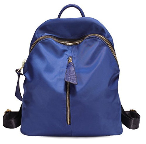 Scarleton Dual Zip Backpack H195507 - Blue