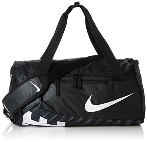 Nike Alpha Adapt Crossbody Medium Duffel Bag Black/Black/White