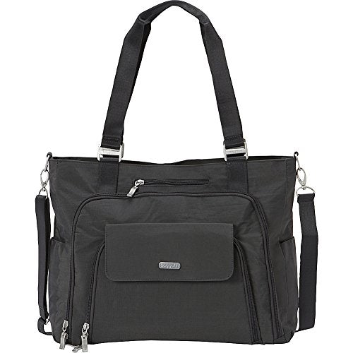Baggallini Rfid Integrity Tote - Exclusive (Charcoal)