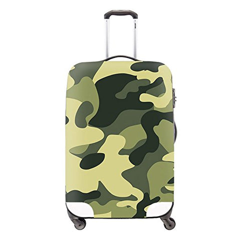 CrazyTravel Washable Mens Womens Travel Trolley Case Piggy Bag Protector Cover Fits 18-30 Inch