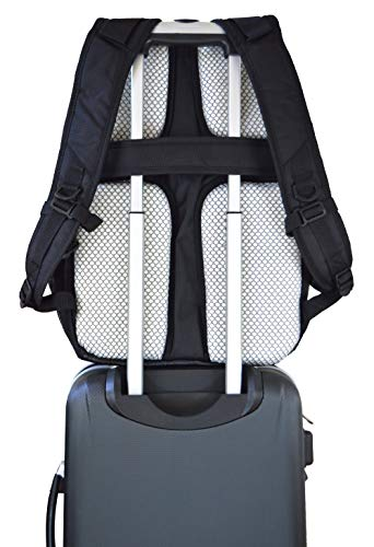 Grey 19-inches Denco Voyager Laptop Backpack