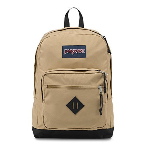 JanSport City Scout Laptop Backpack - Field Tan