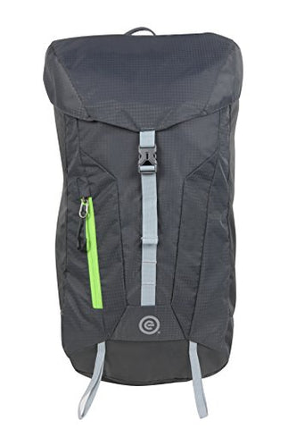 ecogear Darter Waterproof Foldable Travel Backpack, Grey One Size