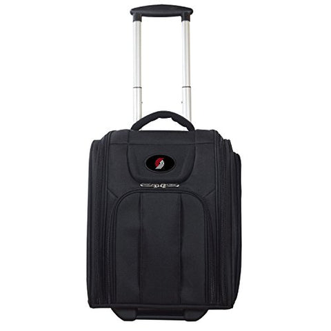 NBA Portland Trailblazers Deluxe Wheeled Laptop Overnighter