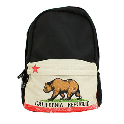 California Republic Bear Backpack