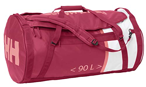 Helly Hansen Hh Duffel Bag 2 Travel Duffle, 60 cm, 90 liters, Red (Goji Berry)