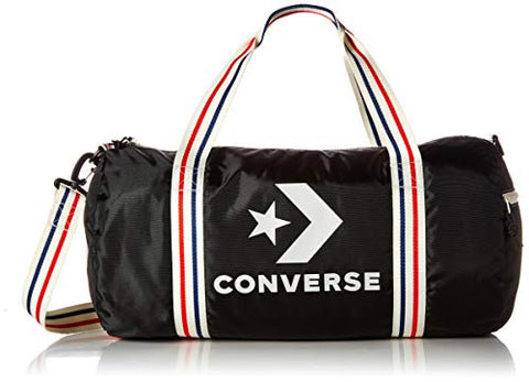 Converse Unisex Sport Duffel Bag Overnight Black, One Size