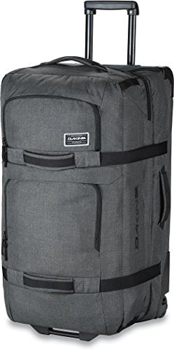 Dakine Unisex Split Roller Wheeled Travel Bag, 85l, Carbon