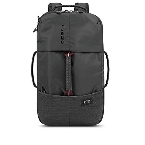 Solo All-Star Hybrid Backpack, Black