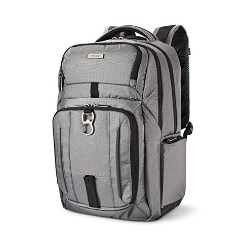 Samsonite Tectonic Lifestyle Easy Rider Business Backpack Steel Grey One Size