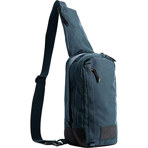 The North Face Field Bag, Blue Wing Teal/Asphalt Grey, One Size