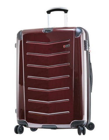 Ricardo Beverly Hills Luggage Rodeo Drive 29-Inch 4-Wheel Expandable Upright, Black Cherry, One
