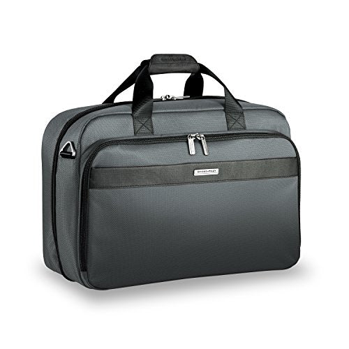 Briggs & Riley Transcend Clamshell Cabin Bag, Slate