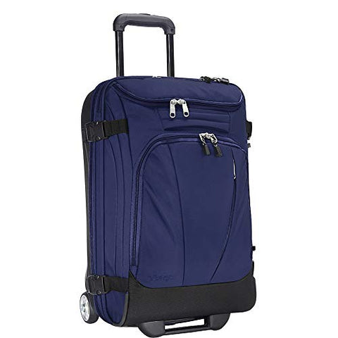 "eBags TLS Mother Lode Mini 21"" Wheeled Carry-On Duffel (True Navy)"