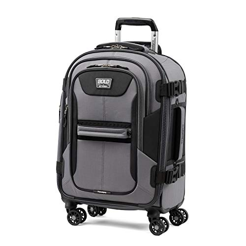 "Travelpro Bold 21"" Carry-on Expandable Spinner Luggage"