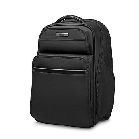 Hartmann Metropolitan 2 Executive Business Backpack, Deep Black