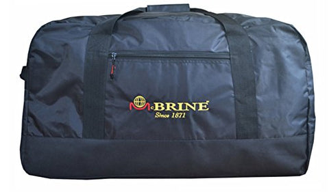 "Mcbrine Luggage 40"" Over-Sized Camping Duffel Bag"