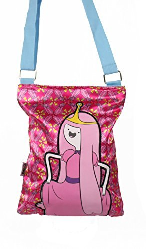 At Princess Bubblegum Pink Crossbody Purse