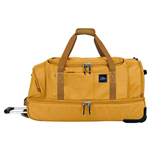Skyway Whidbey 28-Inch Rolling Duffel (Honey)