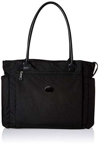 Delsey Luggage Montmartre+ Journée Women's Laptop Tote, Black, One Size