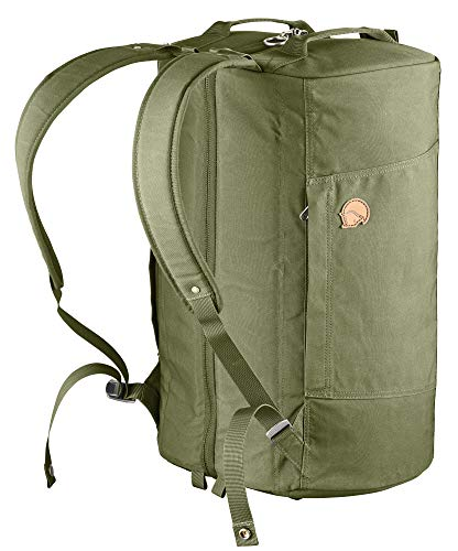 Fjallraven - Splitpack Backpack Duffel Bag for Everyday Use, Green