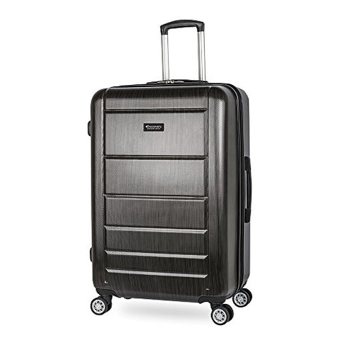"Discovery Adventures Discovery Sahara Hard Side 28"", Charcoal"