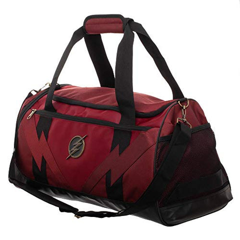 The Flash Logo Men's Gym Bag Duffle Bag