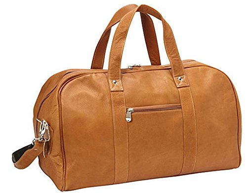 David King & Co. Deluxe A Frame Duffel, Tan, One Size